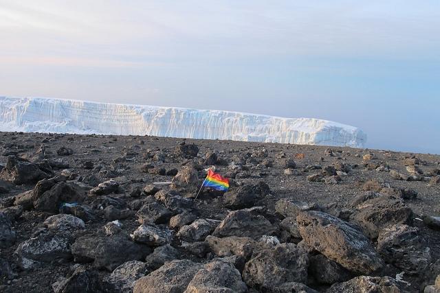 Rainbow Flag, Tanzania