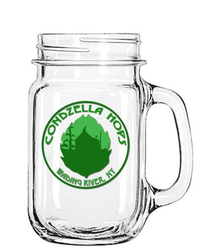 THE FARMER'S MASON JAR MUG