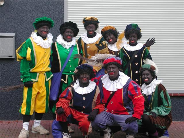 Group of Zwarte Piets