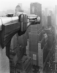 From the Chrysler Building, New York, 1978
