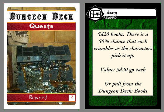 Dungeon Deck Quests Expansions By Jim Hunton Kickstarter