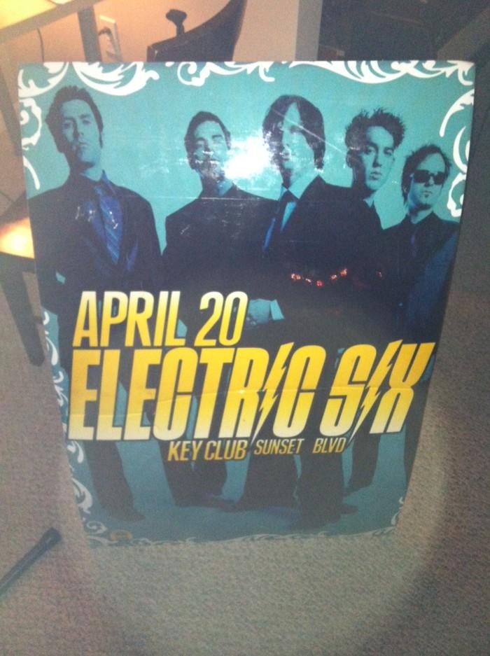 Key Club Poster