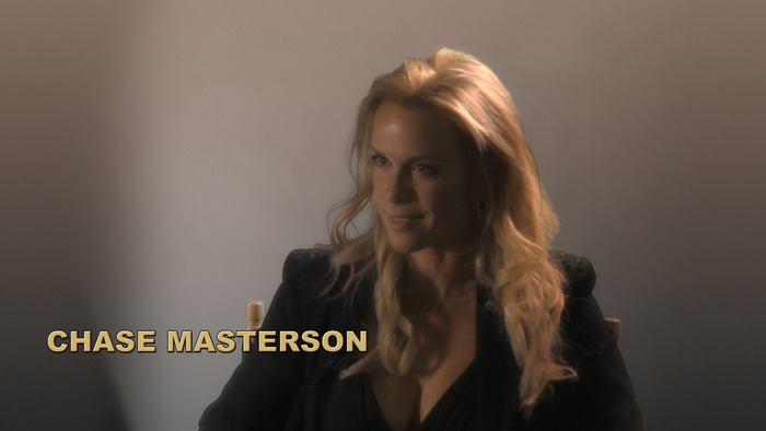 Actress/Singer CHASE MASTERSON (STAR TREK: DS9)