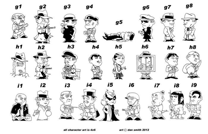 Original art page 3
