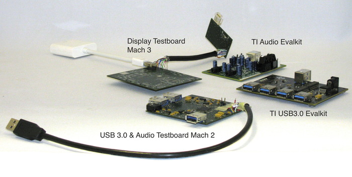 Early Testboards