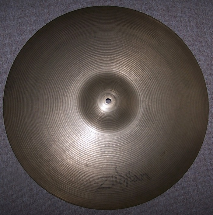 "Chris's Main Zildjian 22"" A Series Ping Ride"