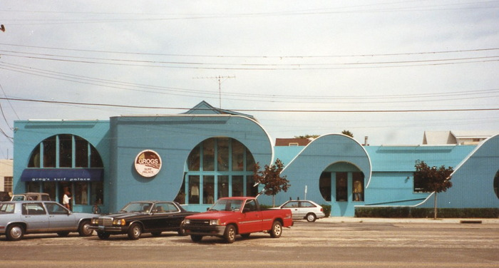 Grog's Surf Palace, Seaside Park 1960's