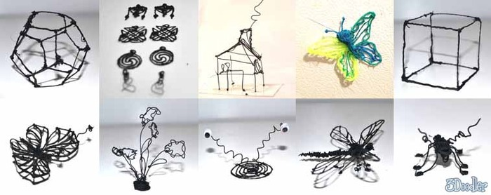 OBSESSED! 3D Printing Pen That Allows You to Draw Sculptures photo 4