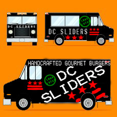 The DC SLIDERS Food Truck Design,,,,let us know?