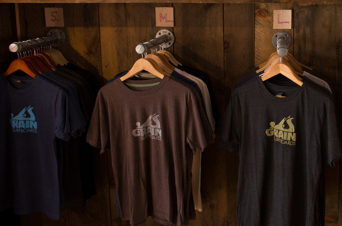 Grain Logo T-Shirts