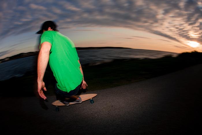 Grain Skateboard, complete