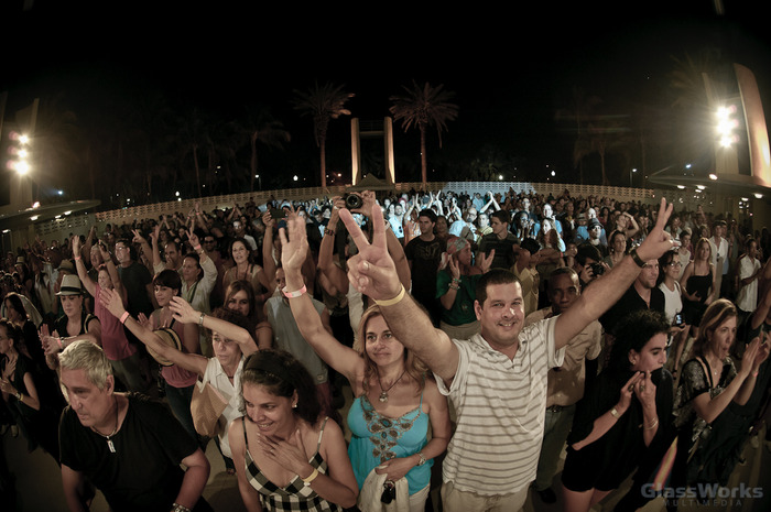 Audience in Global Cuba Fest 2012