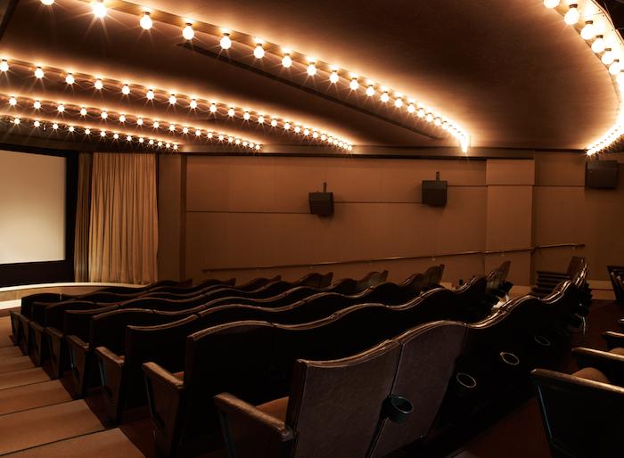 Screening Room @ world renowned TriBeCa Grand Hotel (★★★★)