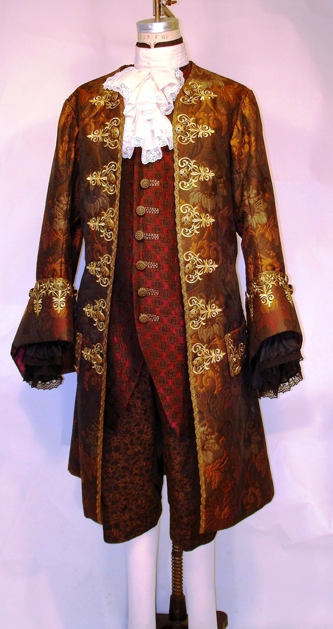 """18th Century men's costume from Broadway's """"The Addams Family"""""""