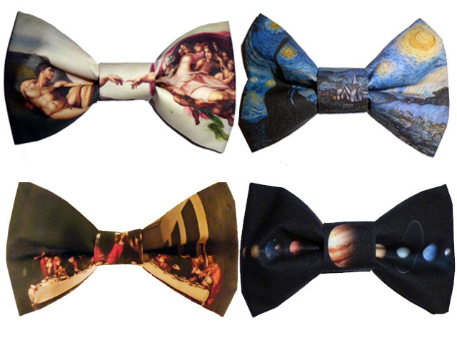 Featured Bow ties! (Available through rewards #5, #6 #7 #8 #9