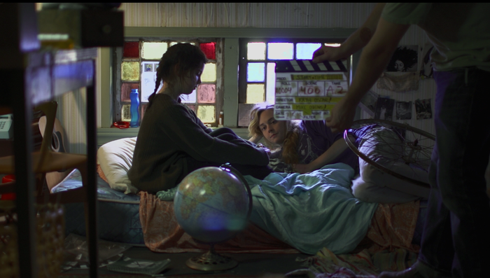 The set of Norah's room