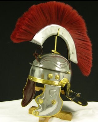 Centurion helmet for Proconsul reward tier