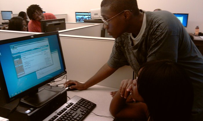 In 2011, Teamwork Englewood partnered with After School Matters and Kennedy-King College to host a summer workshop where teens learned basic HTML and CSS.