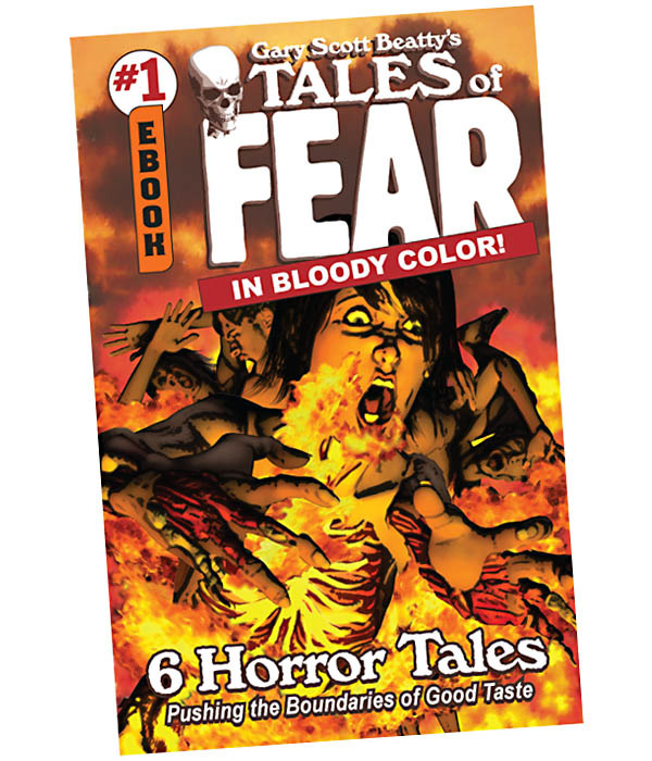 Tales of Fear #1: In Bloody Color
