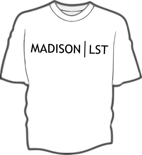 an example of the Madison|LST-shirt