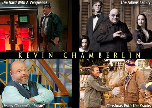 Kevin Chamberlin in Various Roles