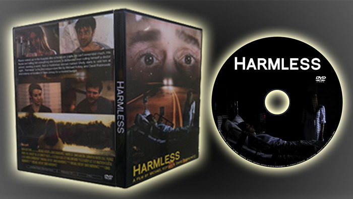 Here's our DVD package for Harmless. You can expect Meat & Potatoes DVDs to be even better!