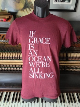 """If Grace is an Ocean"" Tee"