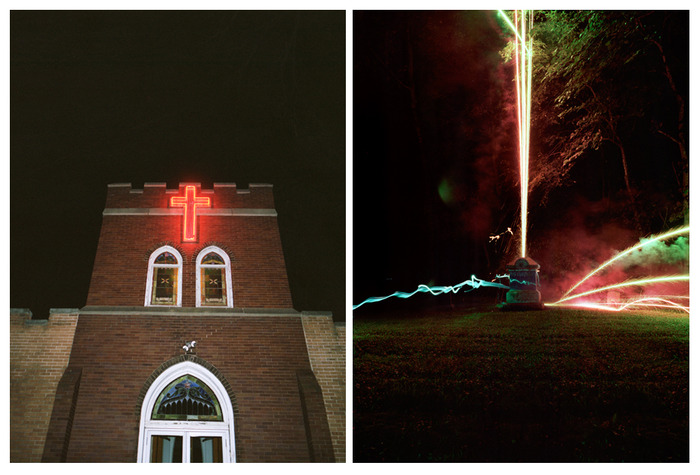 Electric Cross & WE (both prints available in donations)