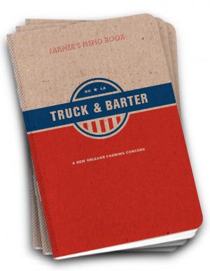Farmer's memo book