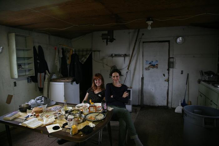 Director Gina Abatemarco & DP Zoe White, Kivalina 2009