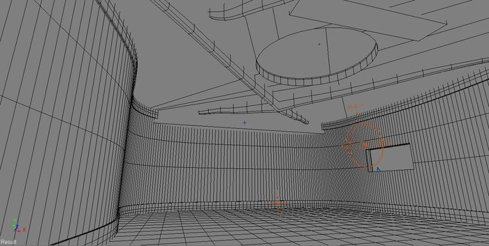 With your help we can make this 3D model a reality. Can you imagine standing in a room like this?