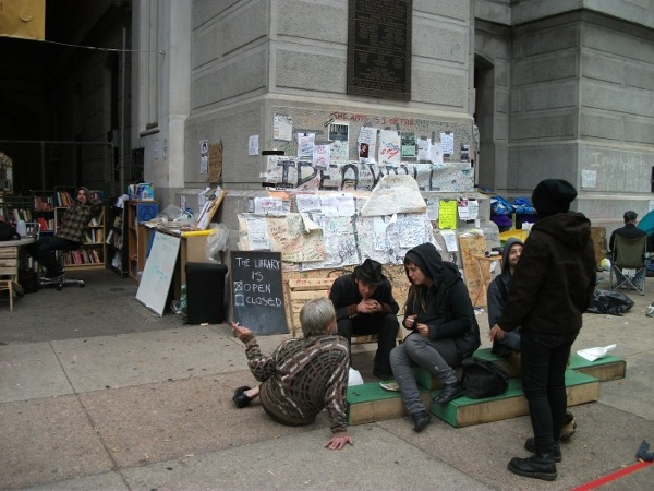 The last days of Occupy Philly