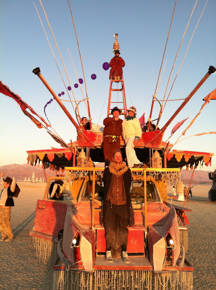 2011 Burning man