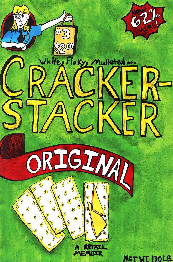 Issues 1-3 of Crackerstacker
