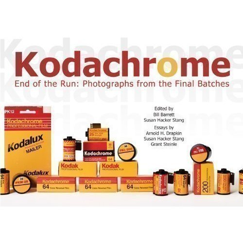 Kodachrome: End of the Run - signed by Dwayne Steinle!
