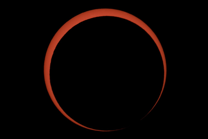 May 20th, 2012 Annular Solar Eclipse
