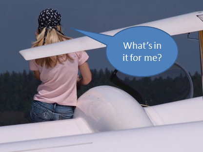 UPDATE: What's in it for me? If you're still unsure as to why you should pledge to a project about Sweden, Mario Hytten's blog, The Halo Effect, makes it clear why this project is vital for ALL glider enthusiasts. Click on the image to go to the blog.