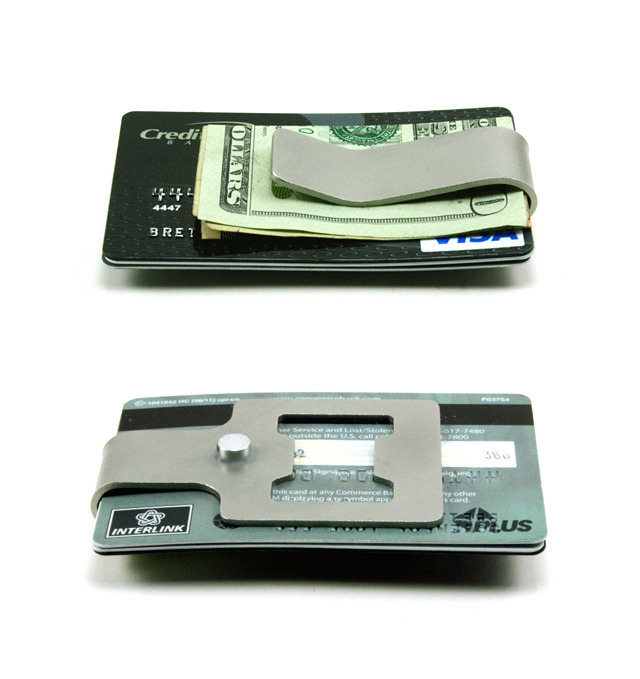 OneKlips - your money clip.