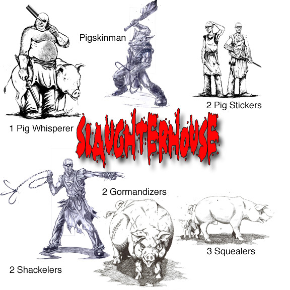 The Slaughterhouse Agenda