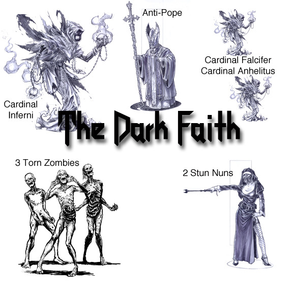 The Dark Faith Agenda
