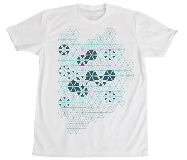 Poet of Geometry T-shirt