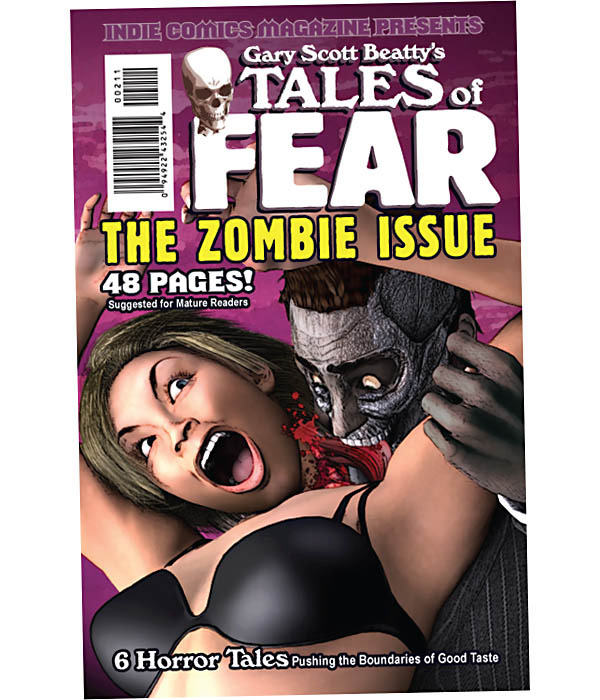 Tales of Fear #2: The Zombie Issue