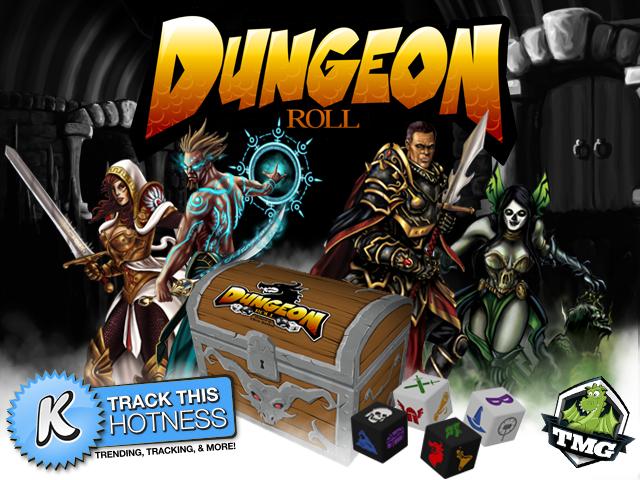 Dungeon roll : un donjon avec dédés  5ba78a0fc6eeab06c64296306f3dc0e5_large