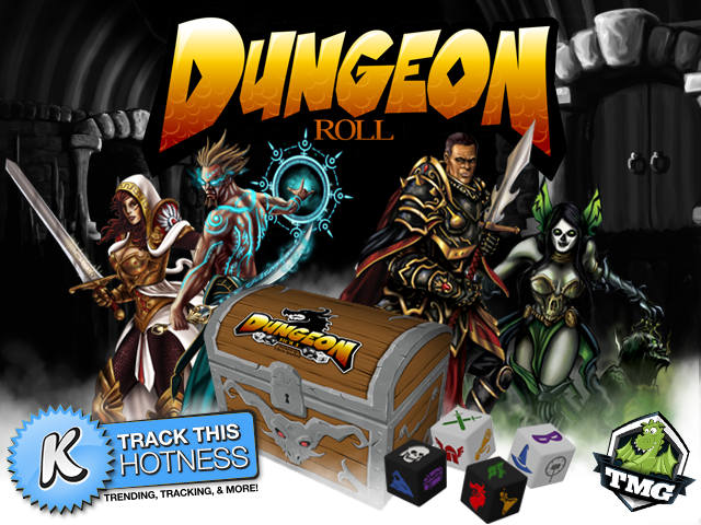 Dungeon Roll Bits