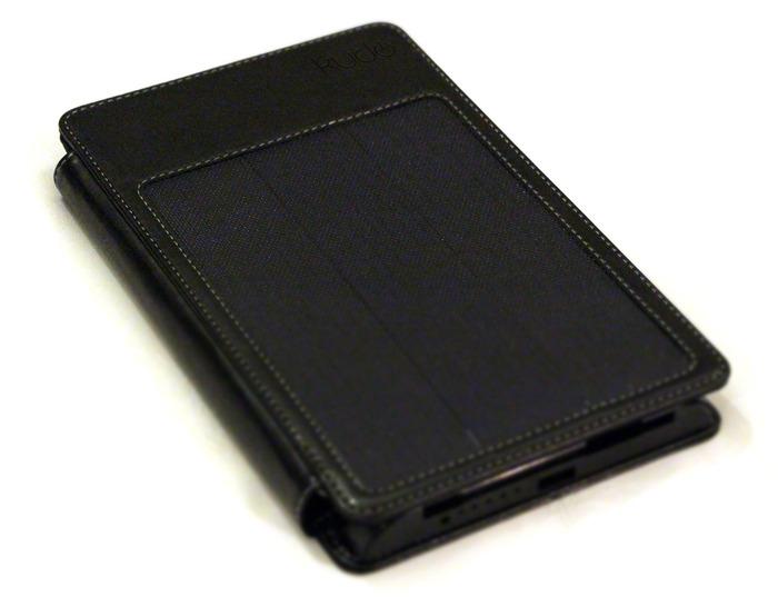 KudoSol - Solar iPad Mini iPad 4 Retina case