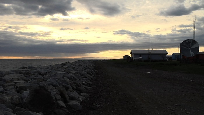 Kivalina Shoreline 2011