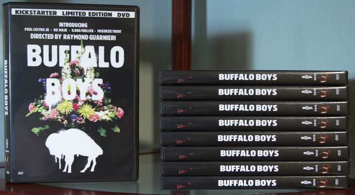 "Official ""Buffalo Boys"" Limited Edition DVD!"