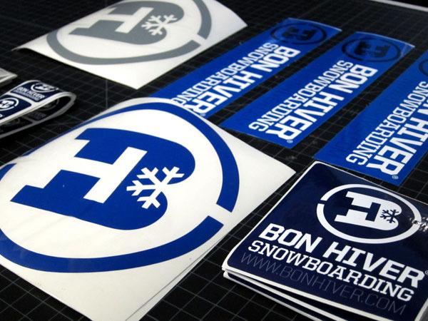 Bon Hiver Sticker Pack