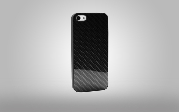 Stealth Carbon Case (Includes Screen Protector)