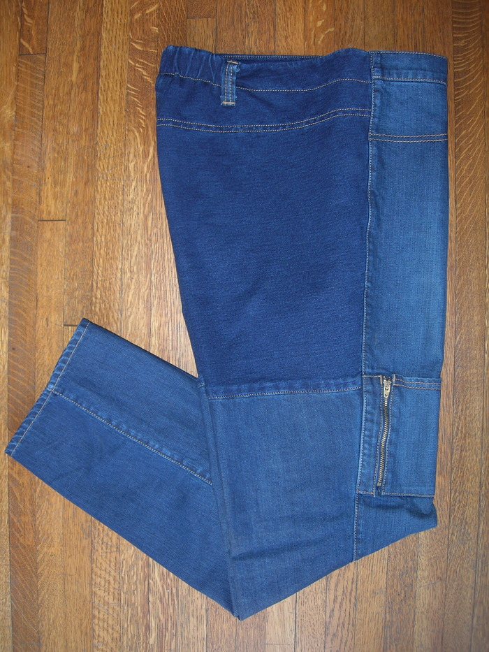 'WCH JEAN' shown in color/finish: Bright Rinse